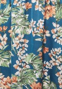 Vila - VIBLUME DRESS - Vestido camisero - china blue - 2