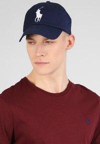 Polo Ralph Lauren - CLASSIC SPORT CAP  - Keps - newport navy - 1