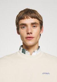 Maison Labiche - LEDRU AMOUR - Sweatshirt - linen beige washed - 3