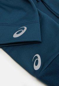 ASICS - RUNNING PACK SET UNISEX - Fingerhandschuh - magnetic blue - 3
