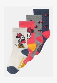 GAP - TODDLER GIRL 4 PACK - Socks - multi-coloured - 0