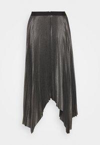 AllSaints - JAS SKIRT - A-line skirt - silver - 7