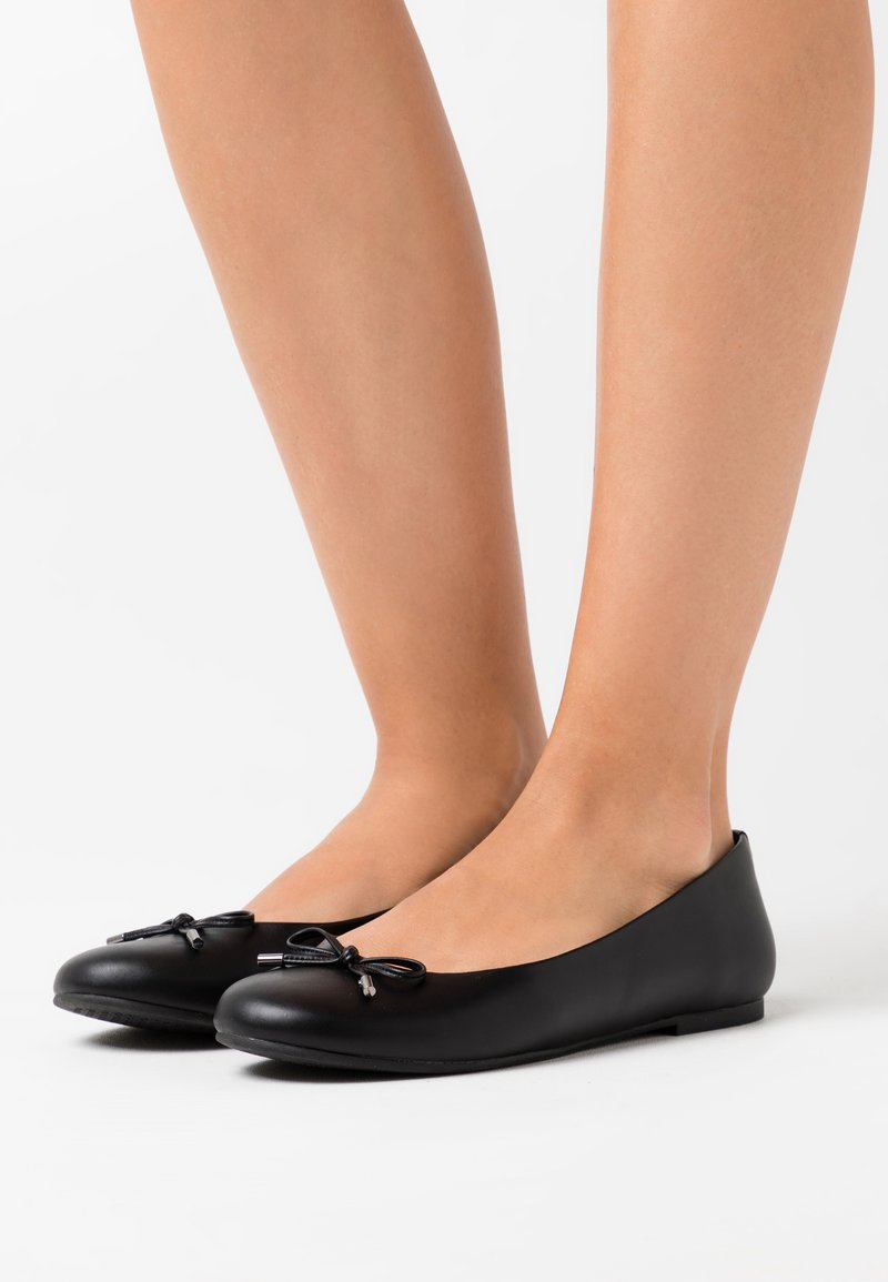 Esprit - VALENCIAO - Ballet pumps - black