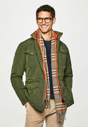 NEW FENTON - Winter coat - olive