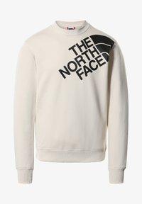 The North Face - Felpa - vintage white/tnf black - 0