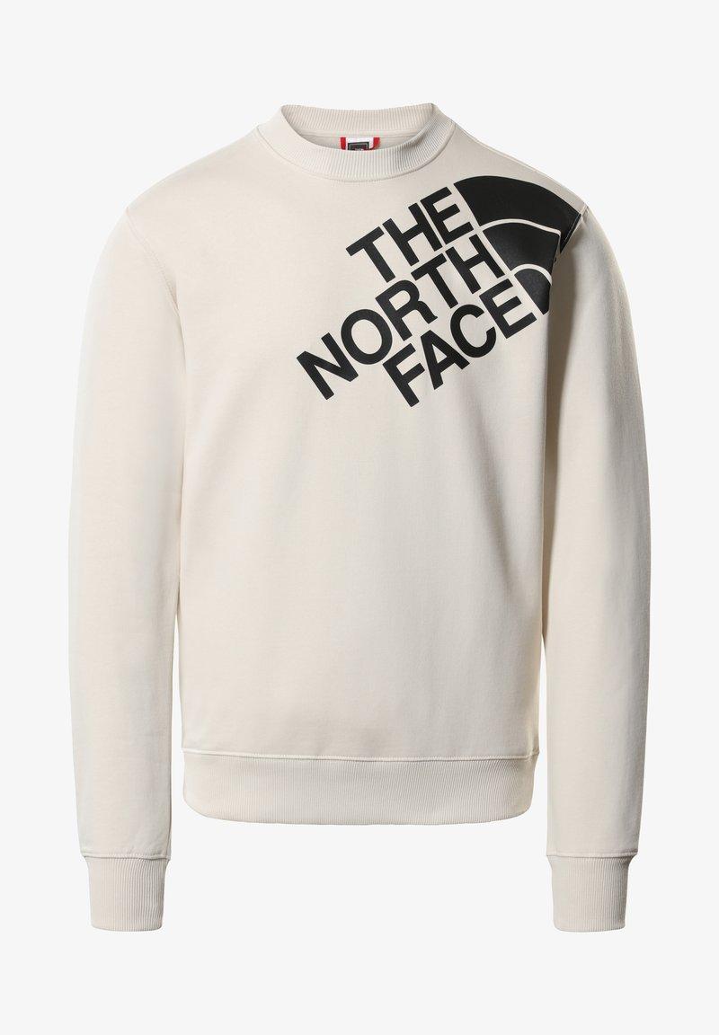 The North Face - Felpa - vintage white/tnf black