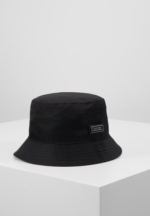 PRIMARY BUCKET HAT - Klobouk - black
