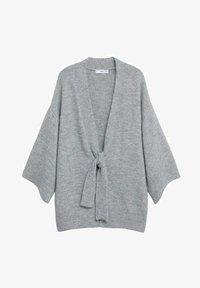 Mango - CHAIR - Cardigan - grey - 7