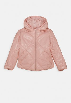 BASIC GIRL - Winter jacket - light pink