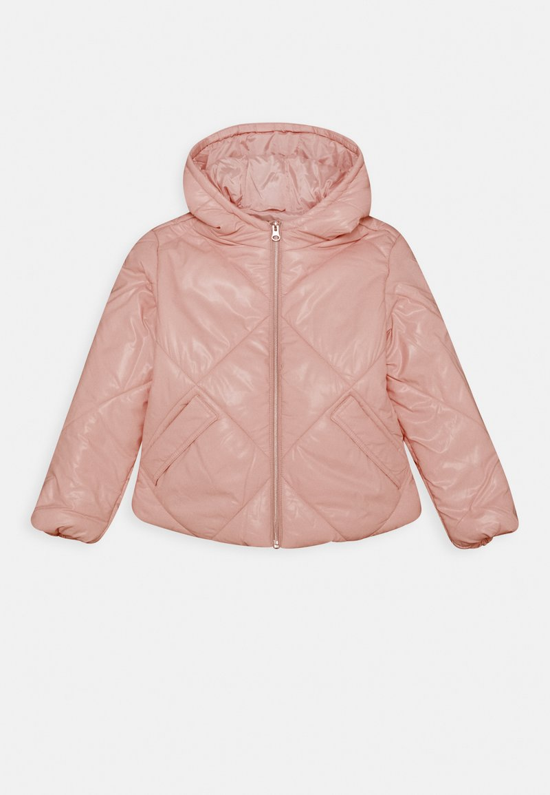 Benetton - BASIC GIRL - Vinterjakker - light pink