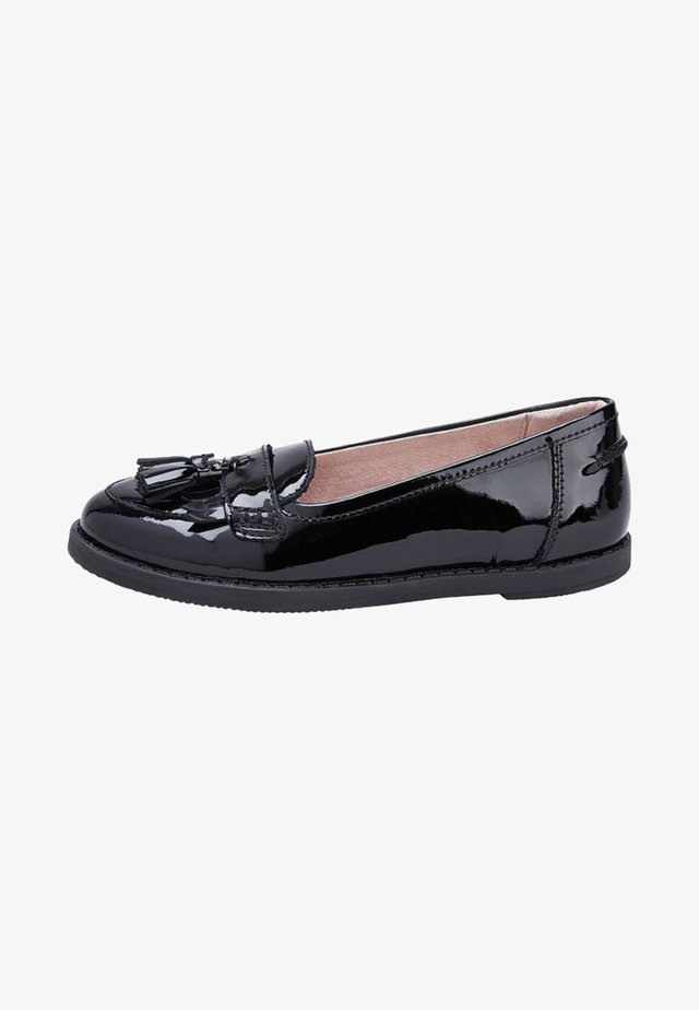 Nazouvací boty - mottled black