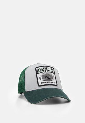 Cappellino - green