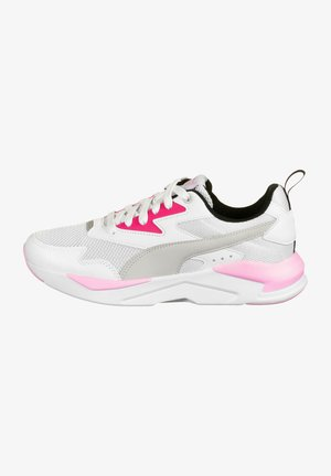 X-RAY LITE - Sneakers laag - wht-gray/vio-glow/pink/blk/sil