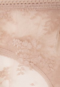 Cotton On Body - LONGLINE BRA CHERRY BLOSSOM HIGH CUT SET - Sujetador sin aros - mushroom - 5
