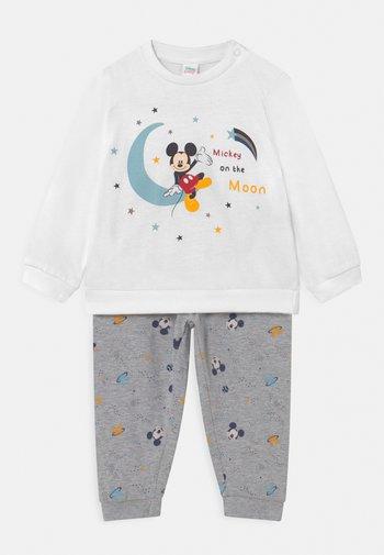 MICKEY - Pyjama set - brilliant white