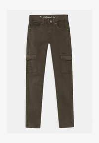 Staccato - TEENAGER - Cargo trousers - khaki - 0