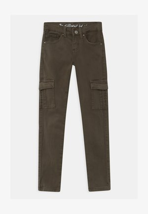 TEENAGER - Cargo trousers - khaki