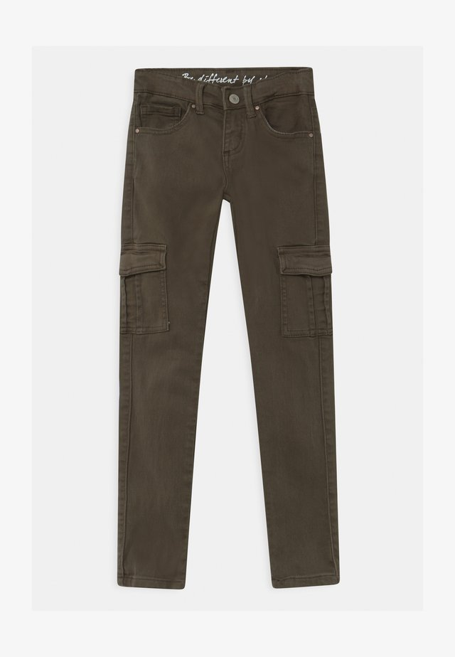 TEENAGER - Pantalon cargo - khaki