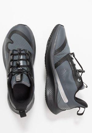 FUTURE SPEED 2 SHIELD - Neutral running shoes - black/dark grey/metallic silver