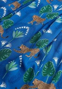 Oliver Bonas - A-line skirt - blue - 4