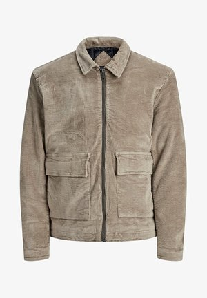 Light jacket - light brown