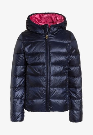 REAL CORE - Down jacket - bleu/fancy blue