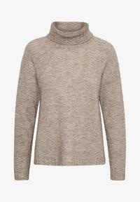 My Essential Wardrobe - Jumper - dune melange - 4