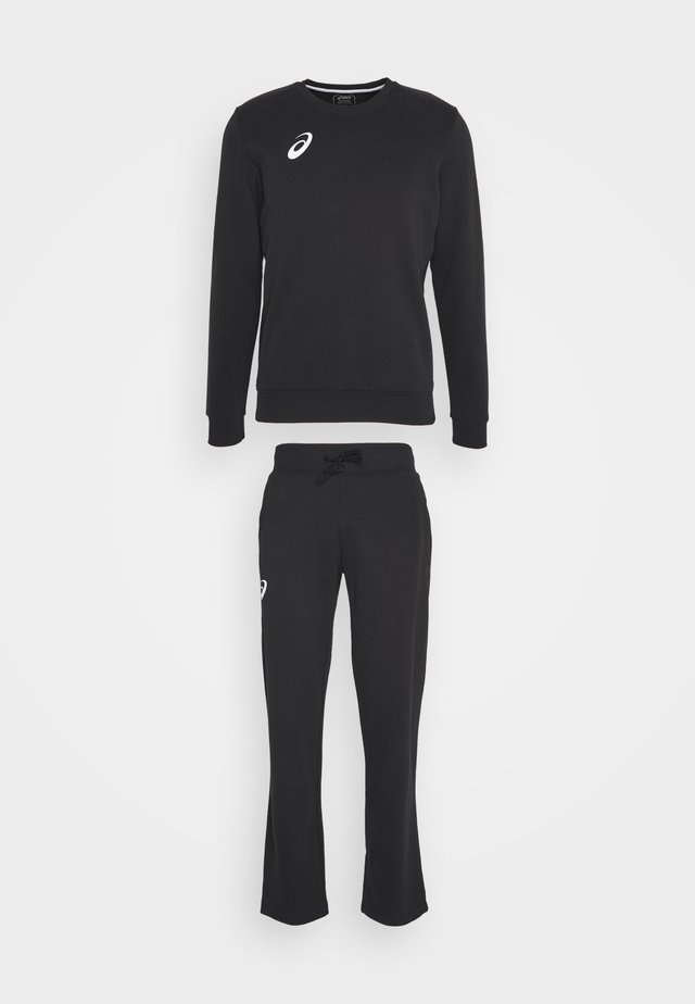 MAN SUIT - Tracksuit - black