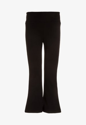 YOGA PANTS - Tracksuit bottoms - black