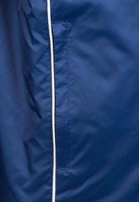 adidas Performance - CORE 18 STADIUM FILLED - Regnjakke / vandafvisende jakker - dark blue / white - 2