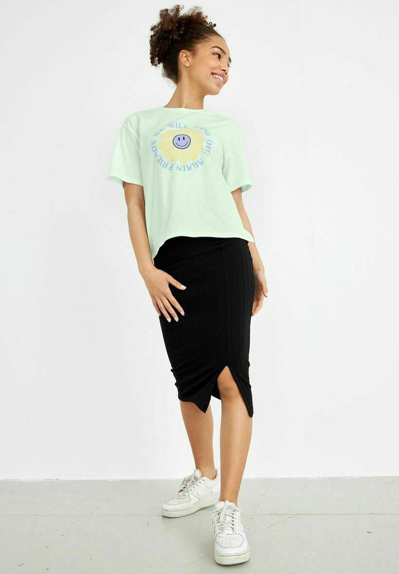 LMTD - T-shirt print - ambrosia