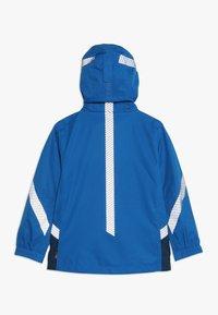 Vaude - KIDS LUMINUM JACKET - Waterproof jacket - radiate blue - 1