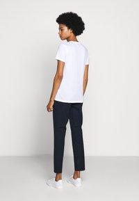 Lauren Ralph Lauren - T-shirt imprimé - white - 2
