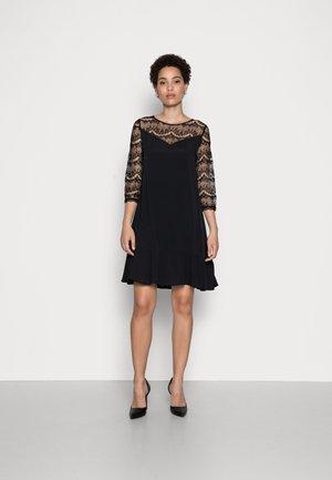 RACKEL PLAIN COLOR - Cocktail dress / Party dress - black