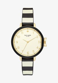 kate spade new york - PARK ROW - Watch - schwarz/beige - 1