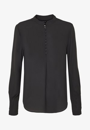 SLFDYLANA - Button-down blouse - black