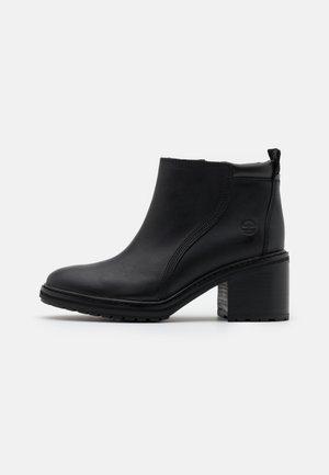 SIENNA HIGH SHOOTIE - Korte laarzen - black