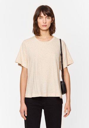 T-shirt print - ivory