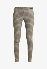 New Look - HENRY HERITAGE BENGALINE TROUSER - Trousers - black - 3