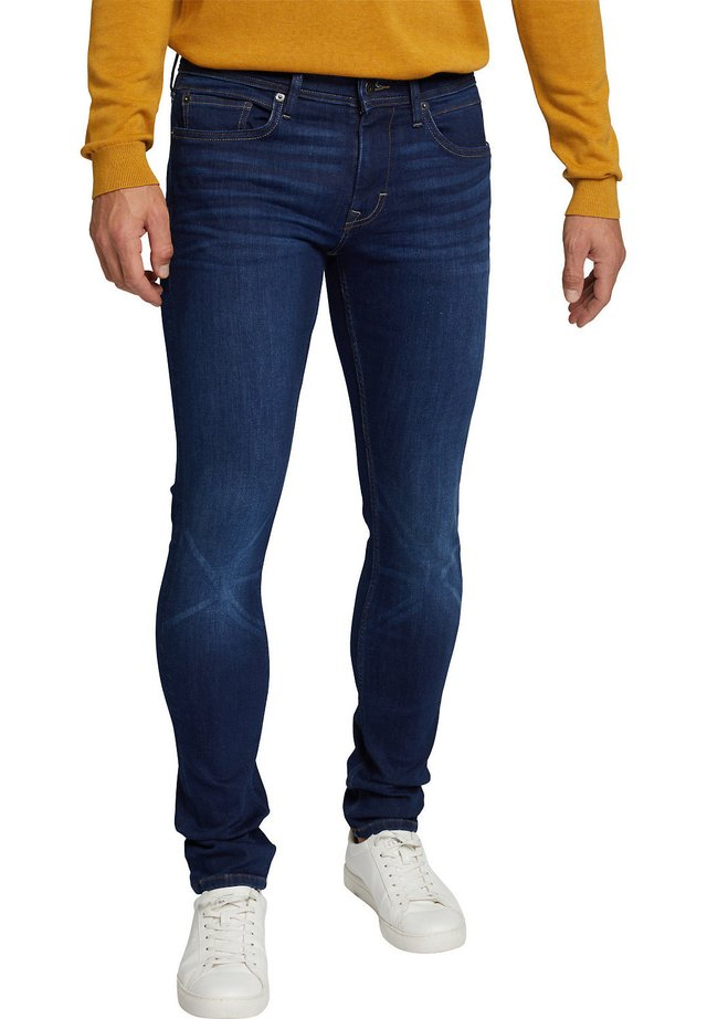 Jeans slim fit - blue dark washed