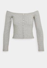Even&Odd - Blouse - mottled grey - 4