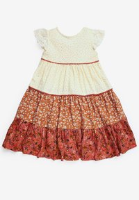 Next - Day dress - brown - 1