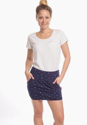 MELLI - Mini skirt - marine