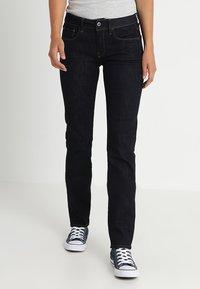 G-Star - 3301 DC STRAIGHT - Straight leg jeans - visor stretch denim - 0
