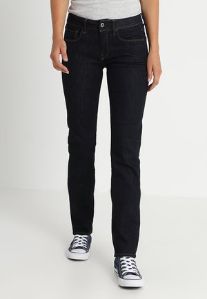 3301 DC STRAIGHT - Straight leg jeans - visor stretch denim