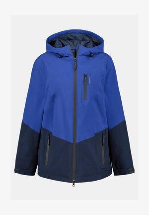 Outdoor jacket - mittelblau