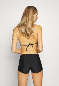 ONLY - ONLANNA SWIM - Bikini bottoms - black - 2