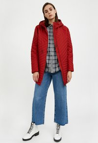 Finn Flare - Down jacket - red-brown - 1