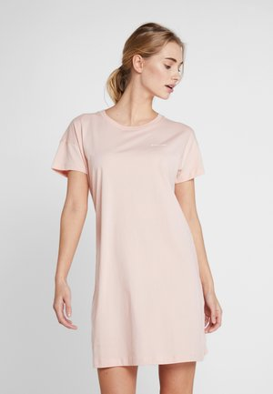 PARK™ PRINTED DRESS - Jerseyjurk - peach cloud