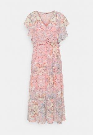 ONLALLY MIDI DRESS - Day dress - sugar coral